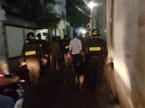 """Bắt giữ 15 đối tượng tổ chức """"chợ ma túy"""" ở Sài Gòn"""