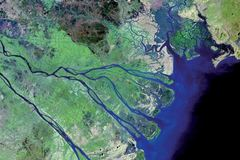Thử hình dung ĐBSCL biến mất trên bản đồ Việt Nam