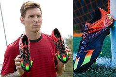 """Messi có giày xịn để đá """"Kinh điển"""""""