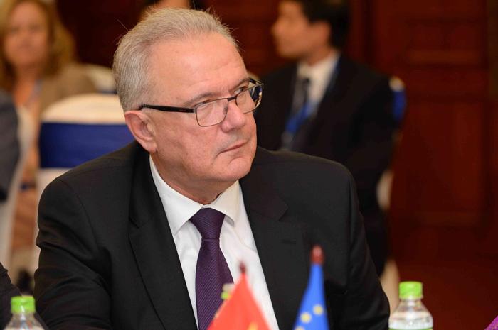 Việt Nam - ưu tiên của nghị trình EU