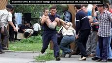 Những vụ khủng bố tàn bạo nhất nhằm vào Nga