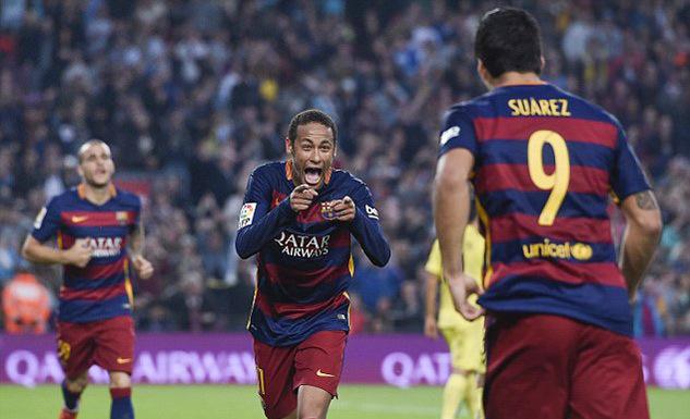 Neymar dọa rời Barca, M.U ném tiền chiêu dụ