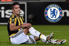 Bế tắc, Chelsea tính đánh liều với Van Persie