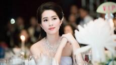 HH Đặng Thu Thảo bức xúc đề nghị dừng show của MC Thùy Minh