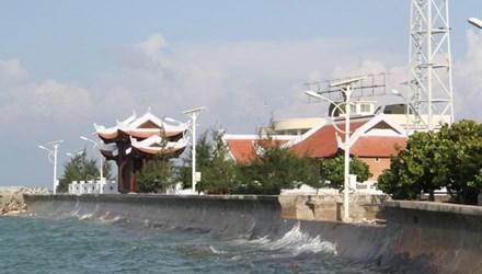 Sẽ xây thêm bến cảng, âu tàu ở Trường Sa