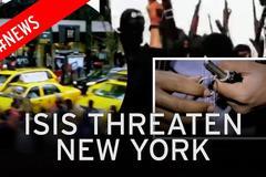 IS tung video dọa tấn công New York