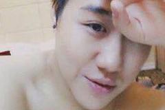 Tràn lan ảnh nude chat sex bị nghi của Trung Quân Idol