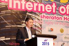 """""""DN hạ tầng cần bắt tay DN nội dung phát triển IoT"""""""