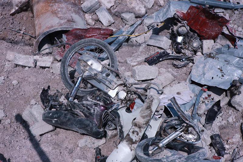 Sập lò vôi, 3 người chết thảm