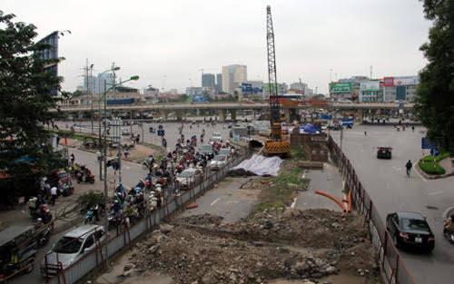 Đường sắt Nhổn - Ga Hà Nội đội vốn gần 400 triệu euro