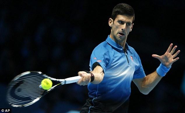 Djokovic đại chiến Nadal ở bán kết ATP Finals