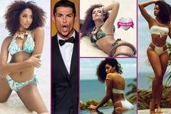 Ronaldo đưa Hoa hậu vào... khách sạn
