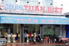 Tiệm vàng Cà Mau bán 84 ngàn lượng thu 3.000 tỷ