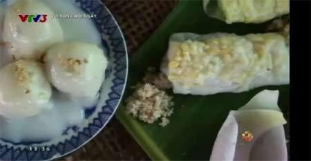 Thưởng thức những món bánh dân gian ở cồn Sơn, Cần Thơ
