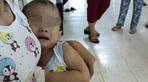 Bé trai bị mổ nhầm đang điều trị viêm hạch
