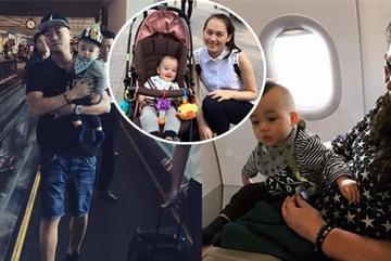 Facebook 24h: Phạm Ngọc Thạch đưa con sang Singapore tiêm phòng lần 2