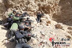TQ xóa sổ một nhóm khủng bố ở Tân Cương