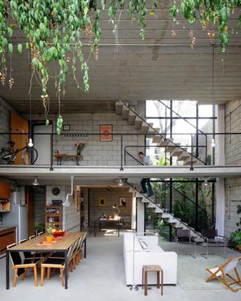 Thiết kế nhà phố Với diện tích 74m², KTS đã tư vấn cải tạo và bố trí nội thất