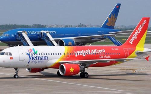 Cạnh tranh hàng không: 'Bảo bối' giá rẻ, chia sẻ thị phần