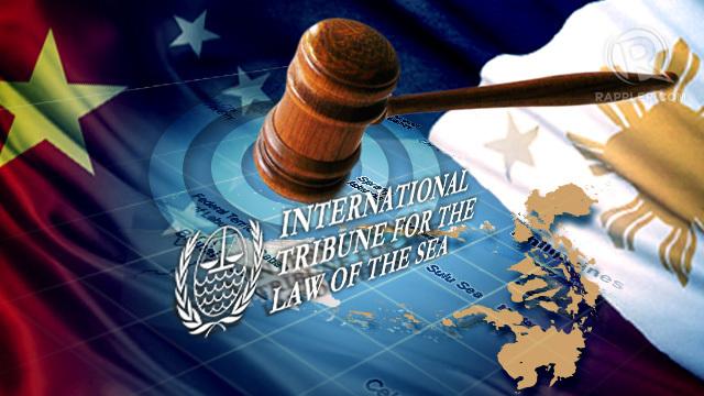 Trung Quốc, Philippines, phiên tòa, Biển Đông
