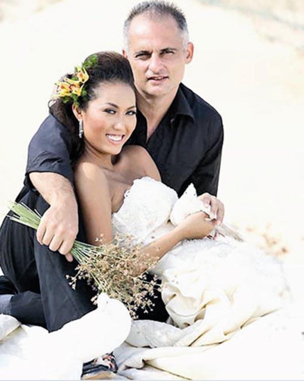 Ly hôn chồng Tây và lý do không thể chia sẻ của một nữ diễn viên