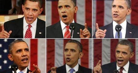 Obama thú nhận về mái tóc của mình