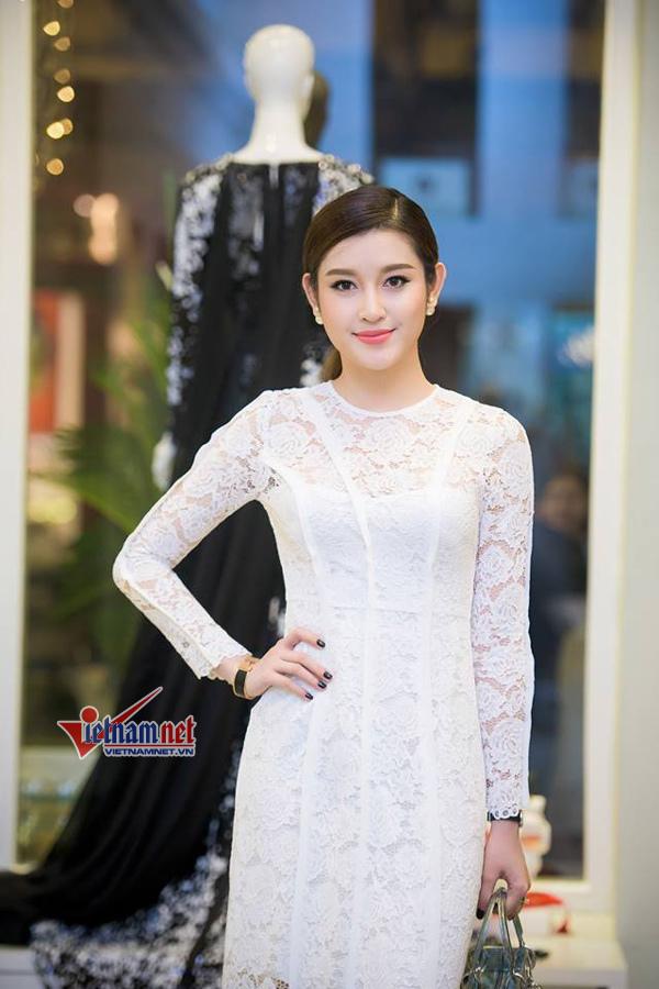 Hoa hậu Kỳ Duyên, Á hậu Huyền My, đại gia, chân dài, vietnamnet, giai tri