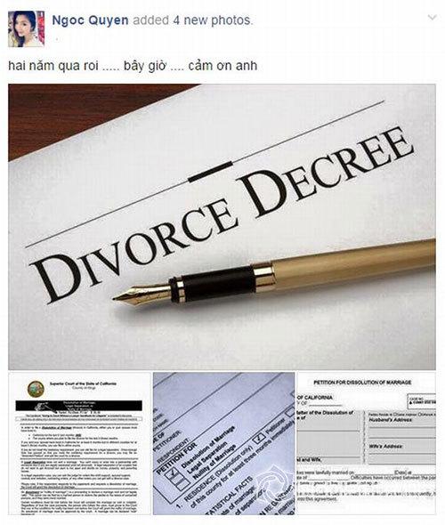 Ngọc Quyên ly hôn, sắp sinh con, Mỹ, việt kiều, vietnamnet, giai tri