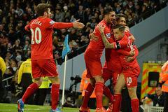 Highlights Premier League: Man City 1-4 Liverpool