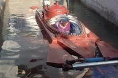 Doanh nhân Nguyễn Quốc Hòa: Sẽ bán tàu ngầm Trường Sa nếu...
