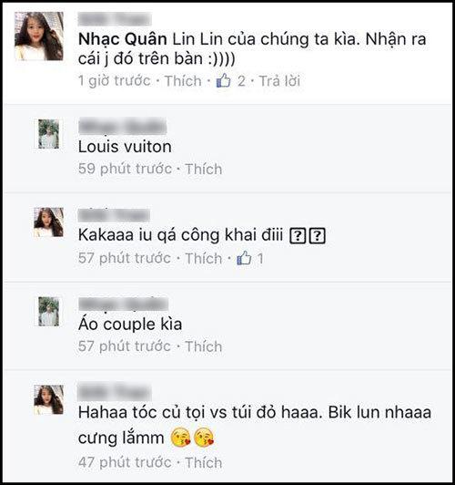 Bức ảnh khiến fan đặt nghi vấn Vĩnh Thuỵ hẹn hò Hoàng Thùy Linh