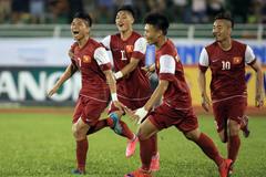 U21 Việt Nam vùi dập Thái Lan trận ra quân