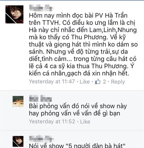 Vietnamnet, Master of Symphony, Hà Trần, Thu Phương, diva, Mỹ Linh, Thanh Lam, Hồng Nhung, giải trí