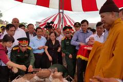 Đúc tượng Phật hoàng Trần Nhân Tông 90 tỉ