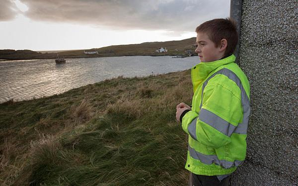 Cậu bé cô đơn nhất nước Anh một mình một trường