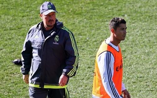 Perez 'bật đèn xanh' cho Benitez loại Ronaldo