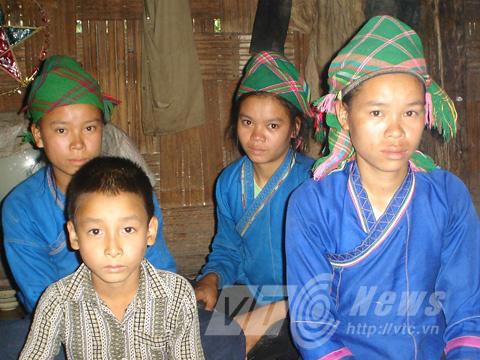 câm điếc, gia đình câm điếc, Tây Côn Lĩnh, Hoàng Su Phì, Hà Giang