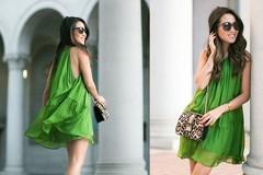 Thời trang dạo phố sành điệu của hot blogger gốc Việt