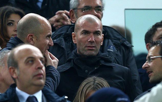 Zidane chưa sẵn sàng truất ngôi Benitez