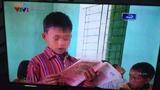 Truyền hình nhận sơ suất để trò đọc sách ngược trên VTV