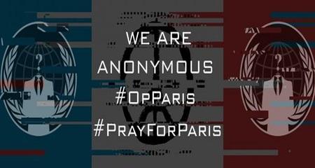 Hàng nghìn tài khoản bị Anonymous vạch mặt... không thuộc về IS