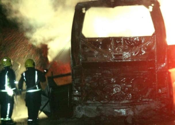 Tai nạn thảm khốc, 24 người bị thiêu sống