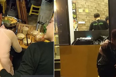 MC Minh Hà chưa biết về hình ảnh tình tứ của cô với Chí Nhân