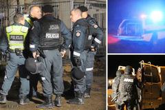 Litva tá hỏa vì kẻ điên trộm súng cảnh sát