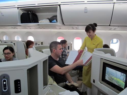 Lang thang trong 'khách sạn bay' xịn nhất VN