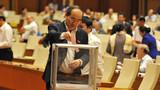 Ông Nguyễn Sinh Hùng làm Chủ tịch HĐ bầu cử quốc gia