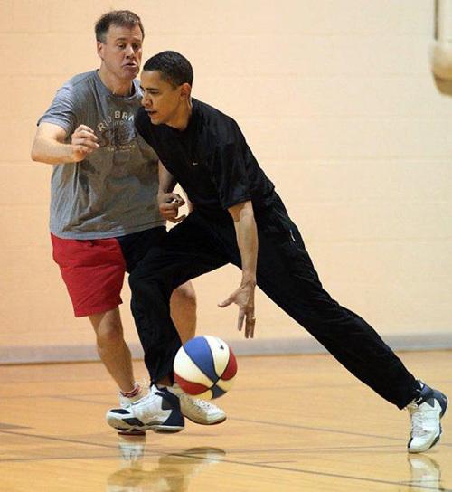 Bí quyết 6 múi của Obama