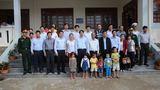 Khánh thành trường học Hoa Phong Ba trên đảo Cồn Cỏ