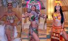 Trang phục dân tộc gợi cảm không thua Victoria's Secret