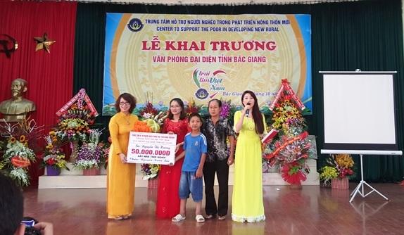 chương trình Trái tim Việt Nam, lừa đào núp bóng chương trình Trái tim Việt Nam, Trái tim Việt Nam, nông thôn mới